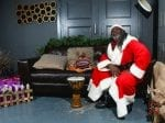 Rasta Claus Is Spreading The Love At Christmas