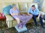 Daughter Watches Live Camera Feed Of Dementia Mum Attacked By Evil Carer