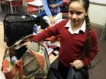 Nine-Year-Old Delivers 30 Backpacks Full Of Supplies To Rough Sleepers
