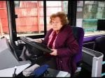 Hilarious Footage Shows Pensioner Fulfilling Lifelong Dream – Of Driving A BUS