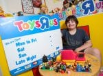 Autistic Boy Left 'Devastated' By Toys'r'Us Closure Given Signs And Logos – To Build His Own Shop At Home