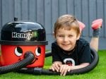 Autistic Boy With Vacuum Obsession Has Prized Henry Hoover Stolen From Front Garden