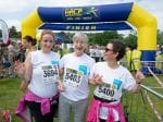 Kind-Hearted Care Home Staff Help Keen Former Runner Cross The Finishing Line – Two Years After She Suffered Crippling Stroke