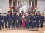 Teen Who Lost Her Firefighter Dad Months Before Prom Shocked When His Crew Turn Up To Take Special Pictures