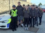 Teen Who Signed Up As Police Scotland Youth Volunteer At The Age Of Just 14 Has Become A Special Constable