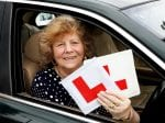 L-DERLY DRIVER: Great Gran Passes Driving Test Age 75 – Half-A-Century After Taking Her First Lesson