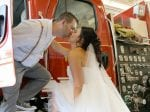 Hero Firefighter Left Own Wedding To Go And Fight A Blaze And Returned Three Hours Later – Just In Time For His First Dance