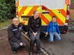 Kind-Hearted Cops Send Riot Van To Little Boy's Birthday Bash After Party Bus Failed To Turn Up