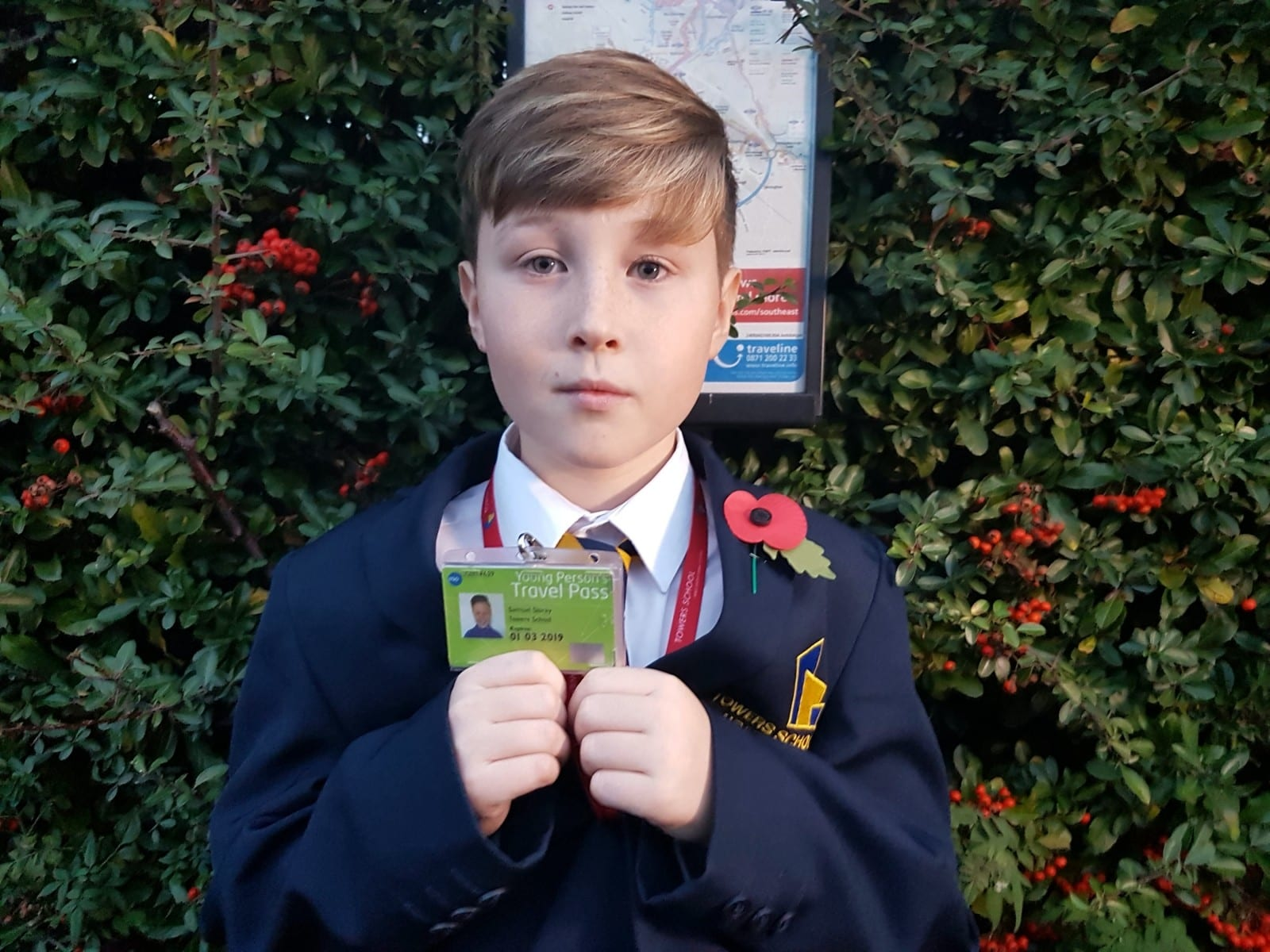 11-Year-Old Booted Off Bus In The Pouring Rain – Because His Fingers Were Too Cold To Take Bus Pass Out Of Clear Holder