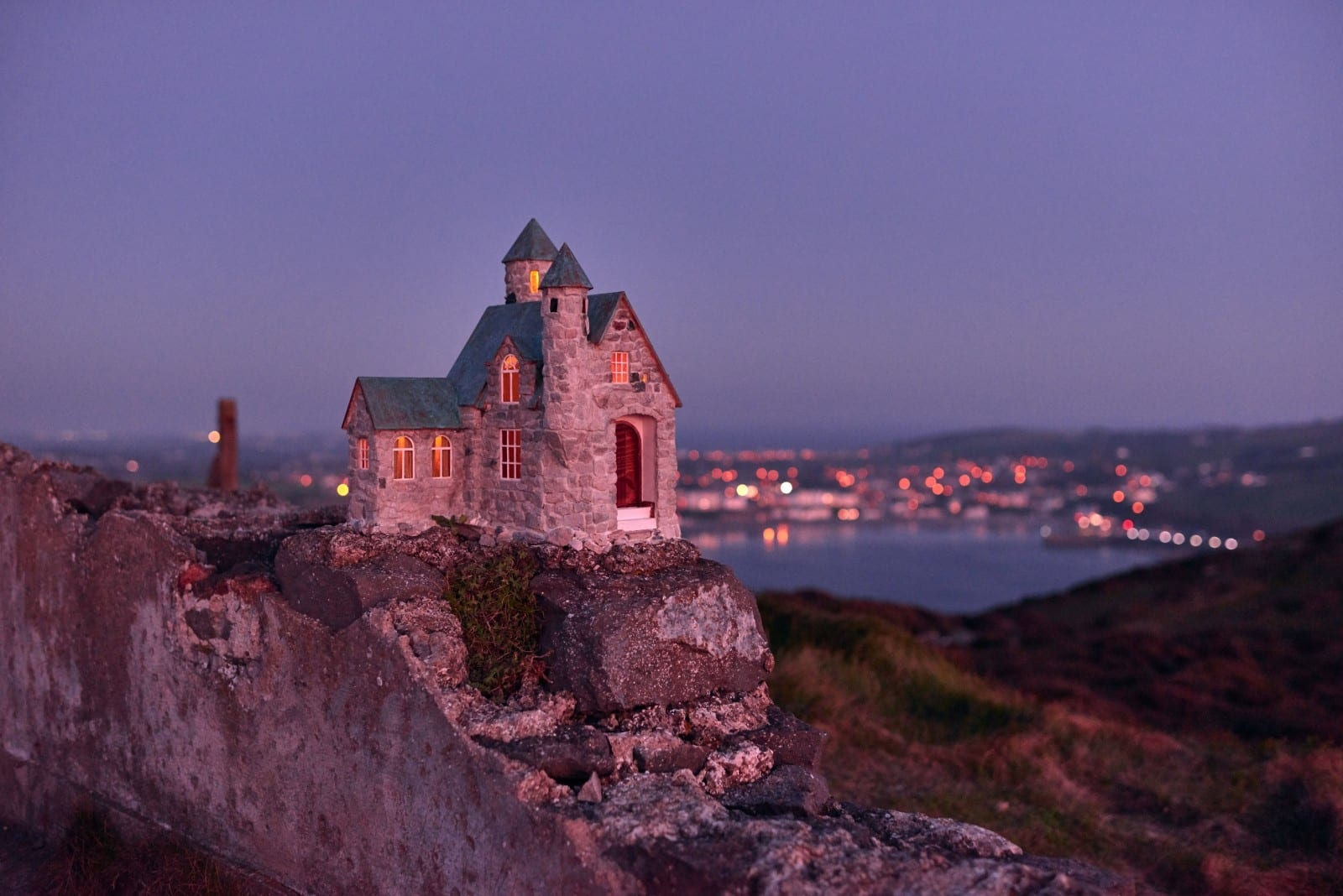 Mystery Artists Create Incredible 'Fairy Homes' Across Island