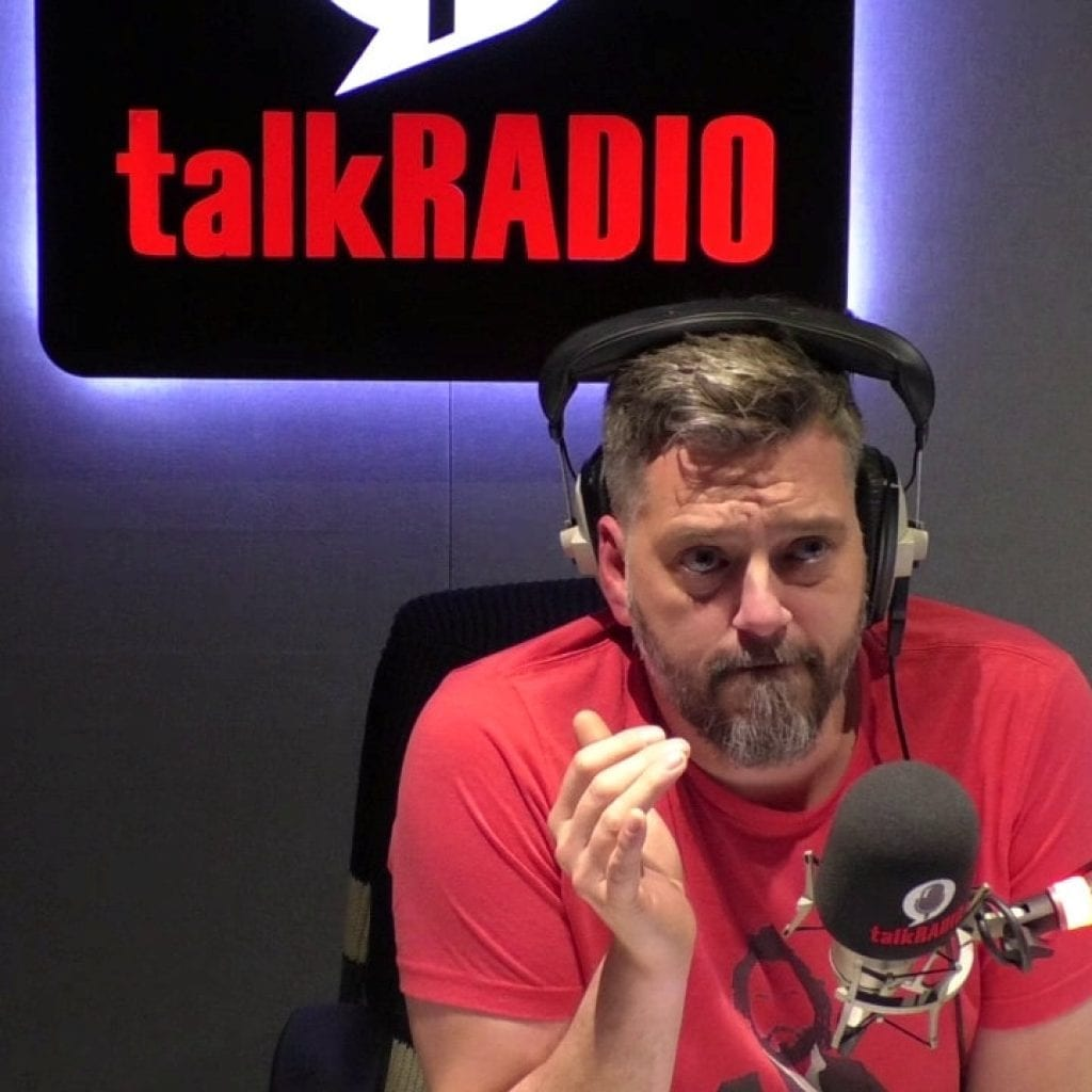 Presenter Iain Lee Saved Man's Life By Talking To Him On Air For 30 Minutes After He Called To Say He Had Taken An Overdose
