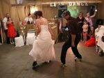 Bride Wowed Her Wedding Guests With A Dad-And-Daughter Dance – On ROLLER SKATES