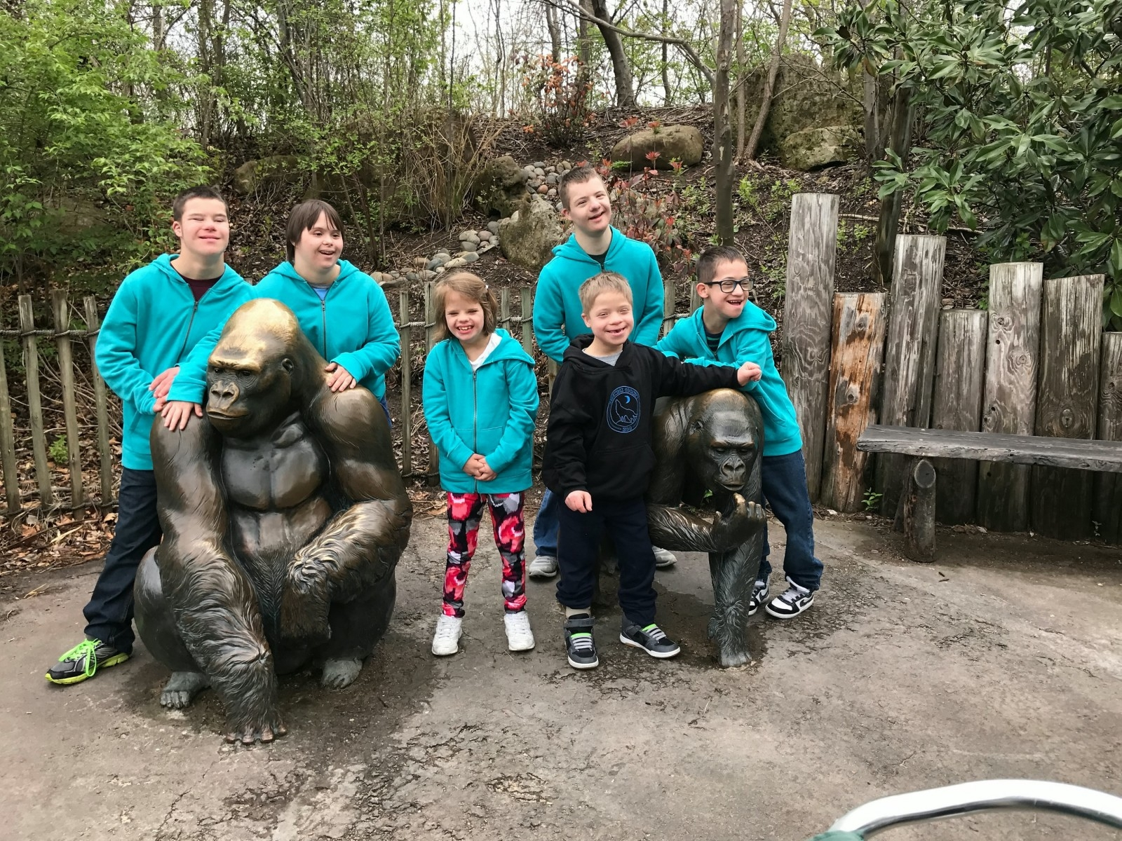 Kind-Hearted Couple Adopt FIVE Children With Down Syndrome After Being Inspired By Their Daughter