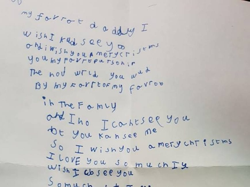 six year old receives heartwarming reply from royal mail after