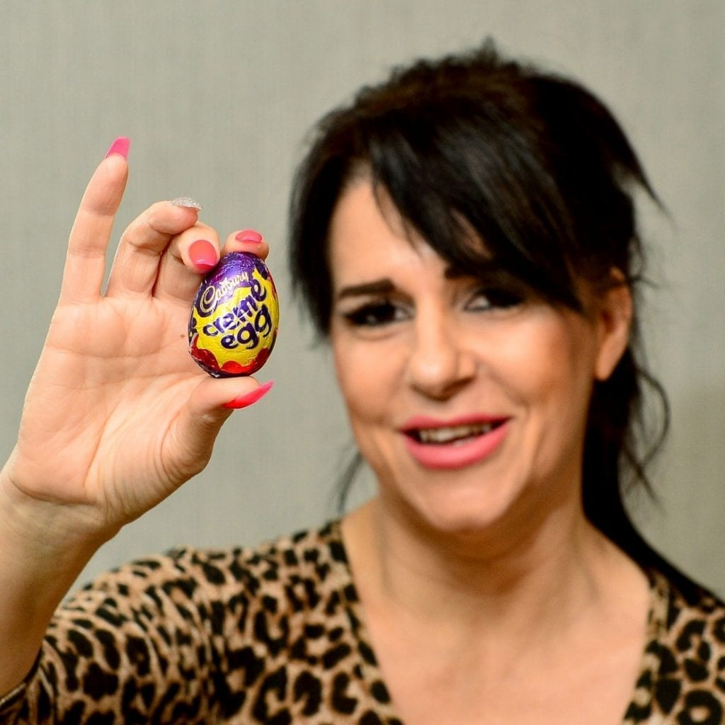 Woman With Rare Digestive Disorder That Makes Her Sick Up To 20 Times A Day Says Cadbury's Creme Eggs Saved Her Life
