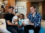 Gay Couple Became The Proud Parents Of Twins After Finding Surrogate On Facebook