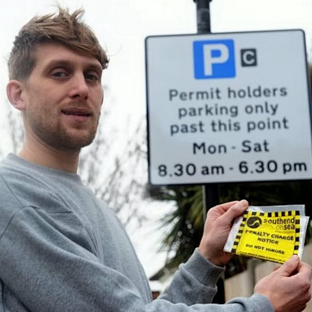 Bizarre Parking Fine Upheld By Council After Pigeon Poo Covered Permit Dates