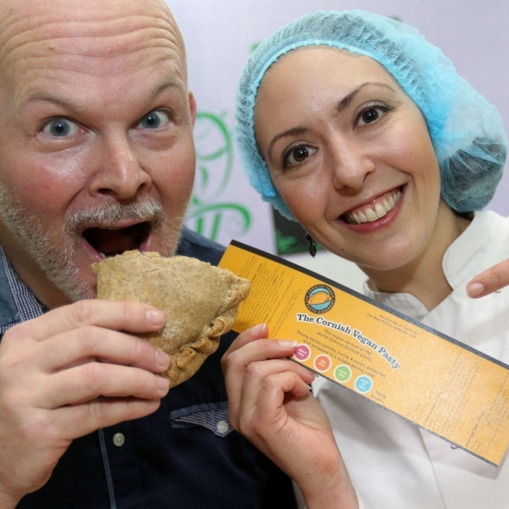 Row Breaks Out Among Cornish Pasty Traditionalists After Bakery Unveils VEGAN Version