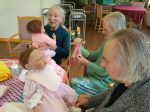 Dementia Care Home Provides New Form Of Therapy For Residents – By Giving Them Baby Dolls To Look After