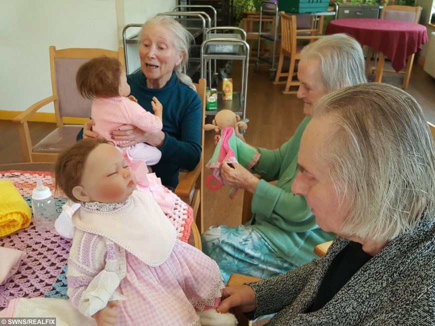 Dementia Care Home Provides New Form Of Therapy For