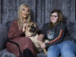 Mum & Daughter's Lives Transformed By Beautiful Dog They Helped Save From Eastern European Hellhole