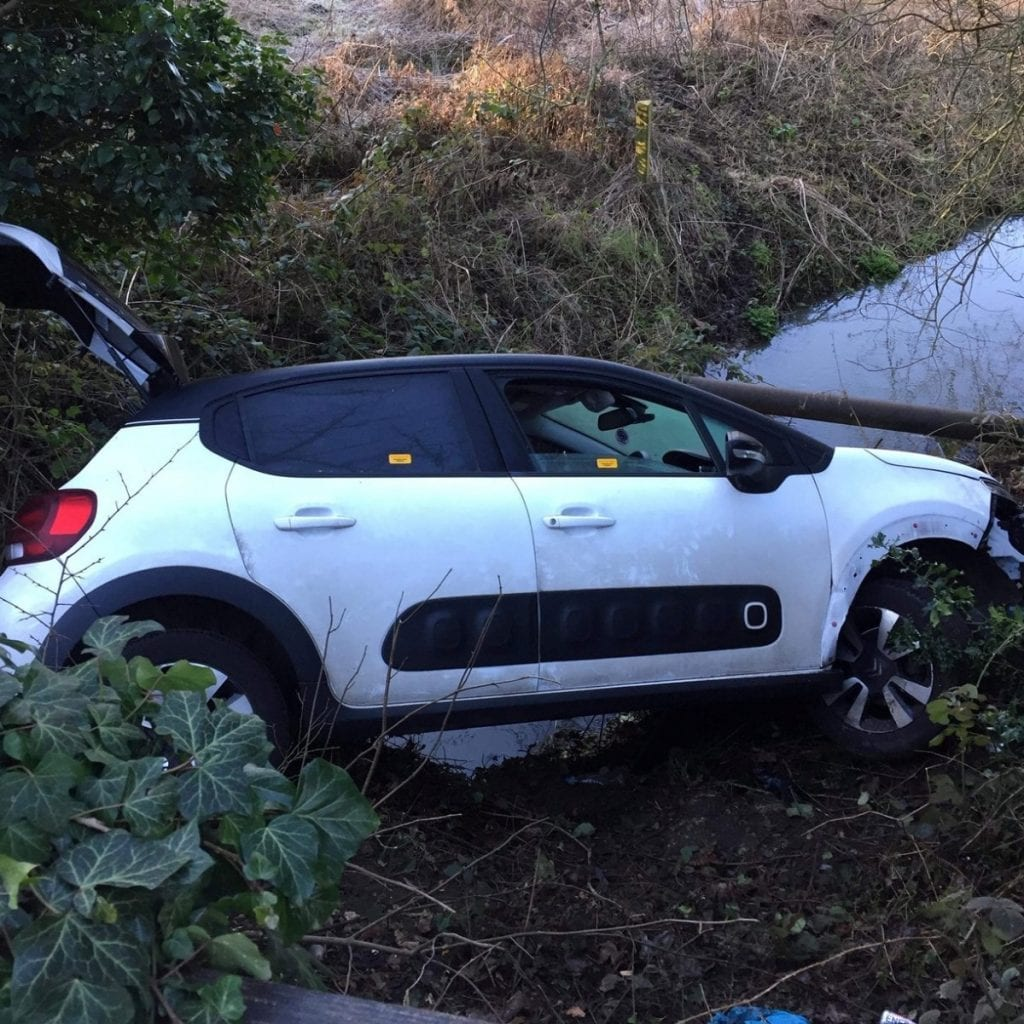 Stranded Mother And Seven-Year-Old Daughter Rescued From Horror Crash With Help Of Snapchat