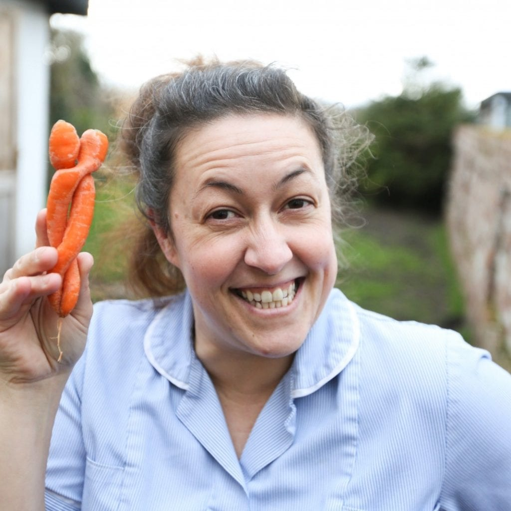 Nurse Stunned When She Finds Two 'Copulating' Carrots In Time For Valentine's Day