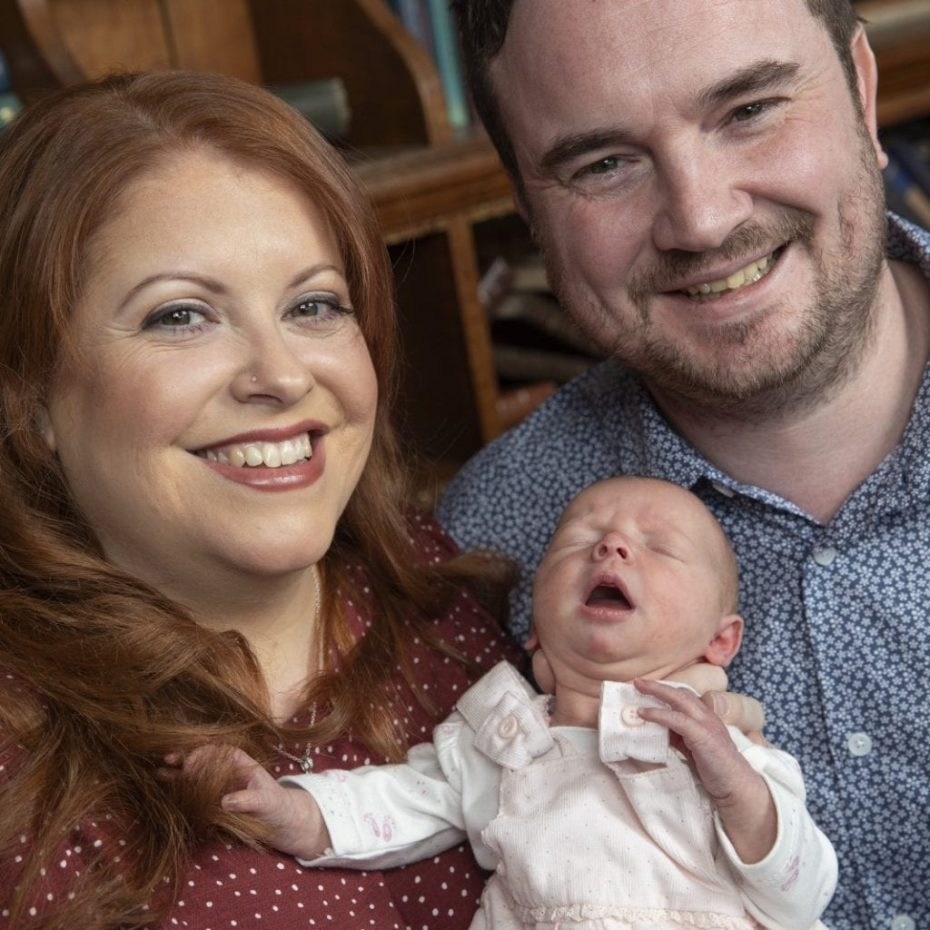 EuroMillions Winners Put Celebrations On Hold - As Mum Goes Into Labour