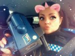 PCSO Criticised For Making Force Look 'Unprofessional' After Posting Series Of Pouting Selfies On Facebook