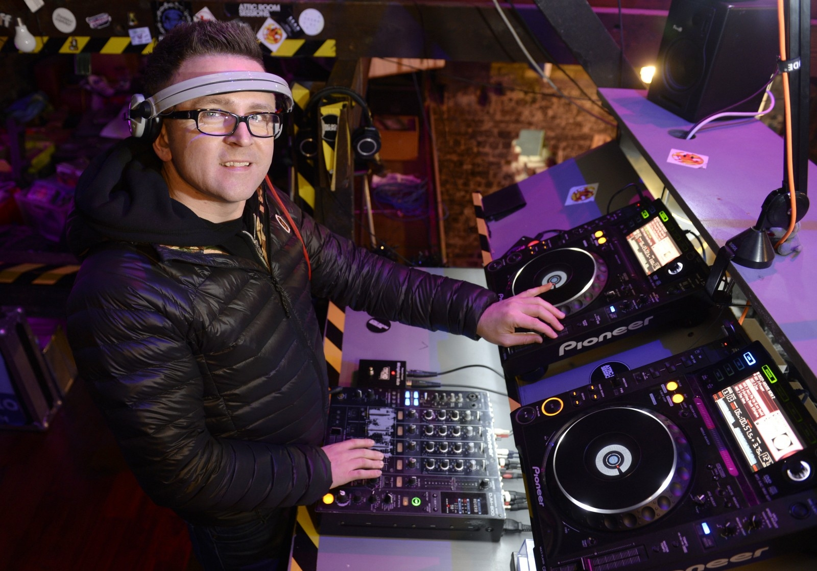 Deaf DJ Is Determined To Prove His Disability Is No Obstacle - By Playing Sets In Ibiza