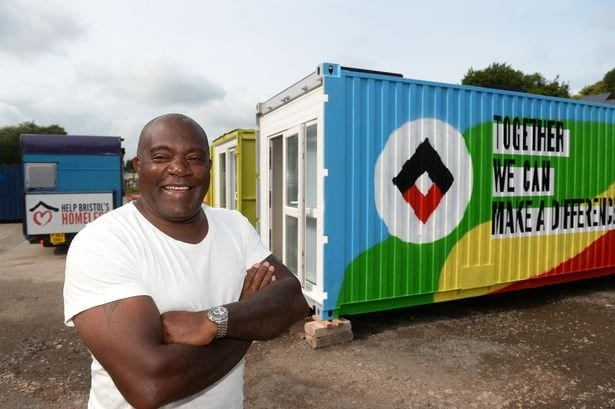 Social Entrepreneurs Are Helping The Homeless - By Transforming Shipping Containers Into Homes For Rough Sleepers