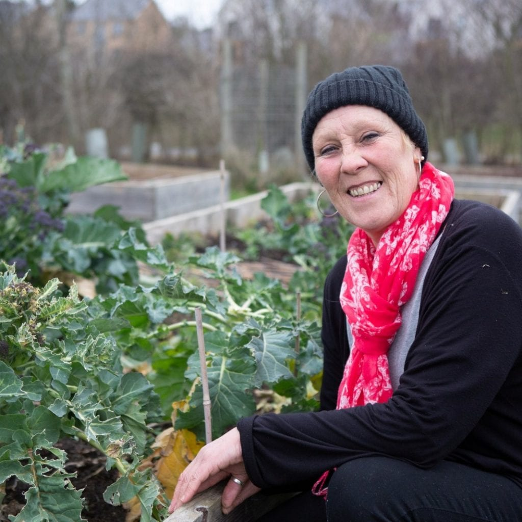 A GP Surgery Is Prescribing Allotments To Help Treat Patients With Stress And Mobility Issues