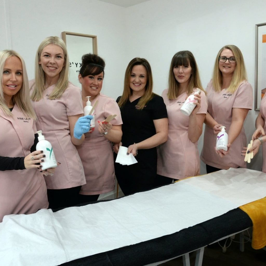 Beauty Salons Are Fighting Against Cervical Cancer By Offering Free Bikini Waxes To Women Who Go For Their Smear Test