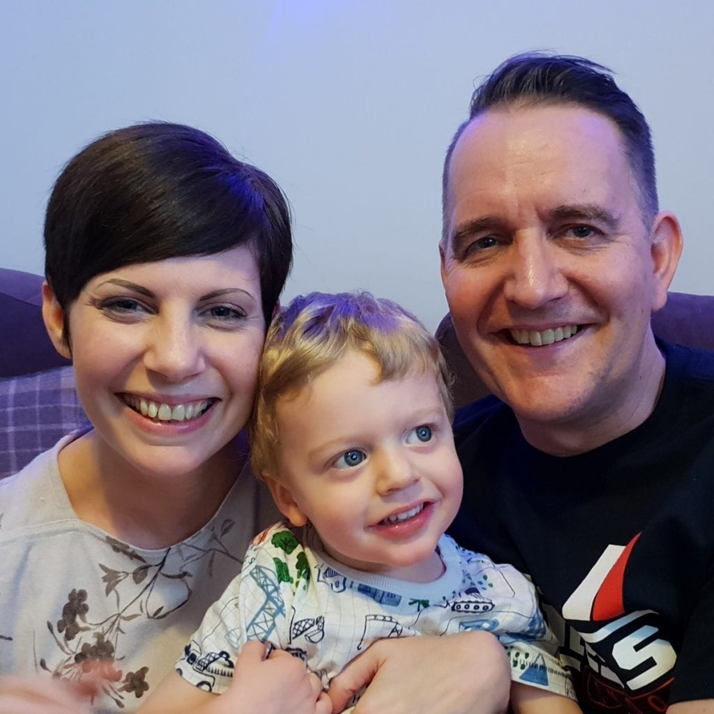 Mum Has Miracle Baby After Eight Miscarriages And Ten Years Of Trying When She Fell Pregnant – Just Weeks Before Her Husband Booked In For A Vasectomy