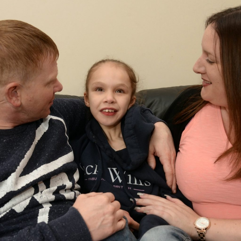 A Mum Is Threatening To Break The Law Because She Says The NHS Are Denying Her Daughter The Only Cure To Her 300 Daily Seizures - Medical Cannabis