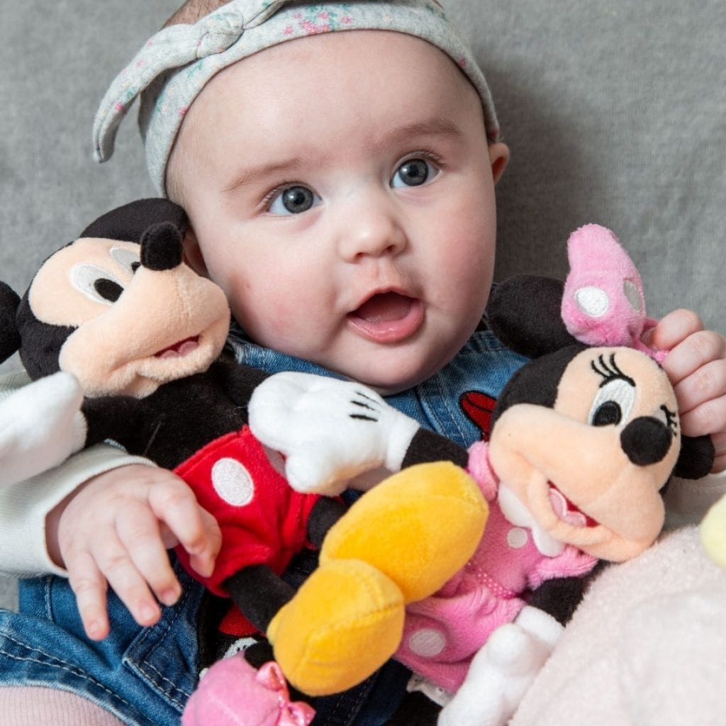 Mum Hits Back At Trolls Who Mocked Her For Calling Her Daughter 'Disney'