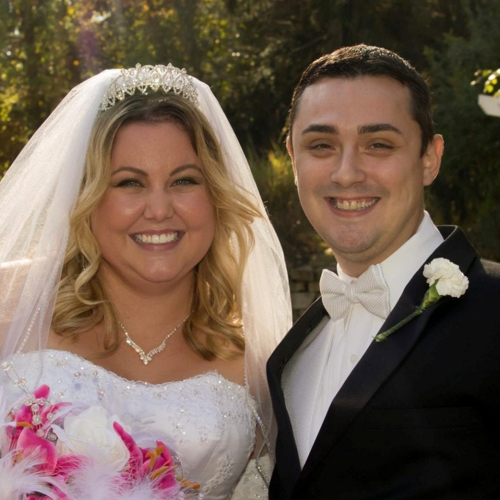 Bride Diagnosed With Cancer Just Four Days Before Her Wedding Decides 'The Show Must Go On' And Walks Down Aisle With Medical Drip Concealed In Her Dress