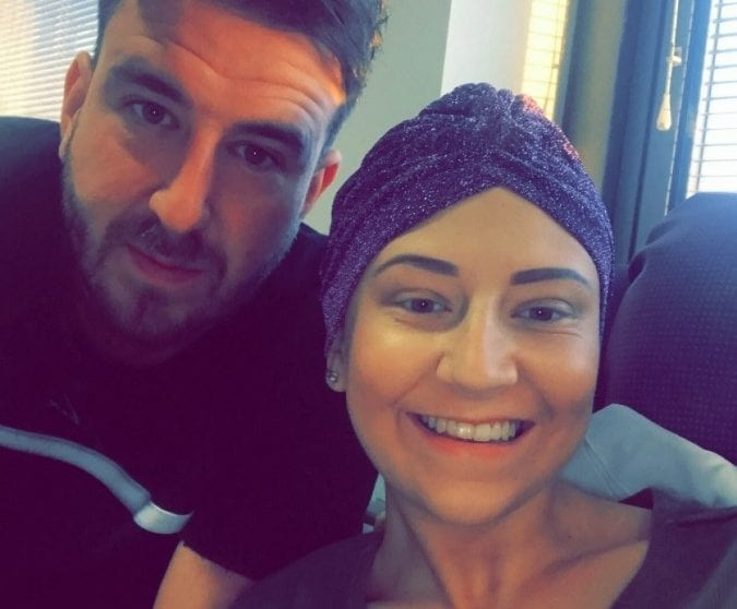 22-Year-Old Regained Confidence After Losing Her Hair To Cancer Treatment By Wearing GLITTER TURBANS