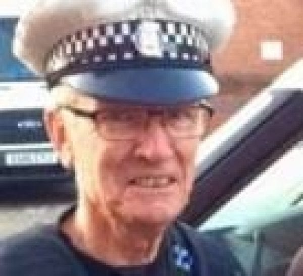 Britain's Oldest Copper Makes Epic Arrest After He Chased Down And Arrested Suspect - At The Age Of 74