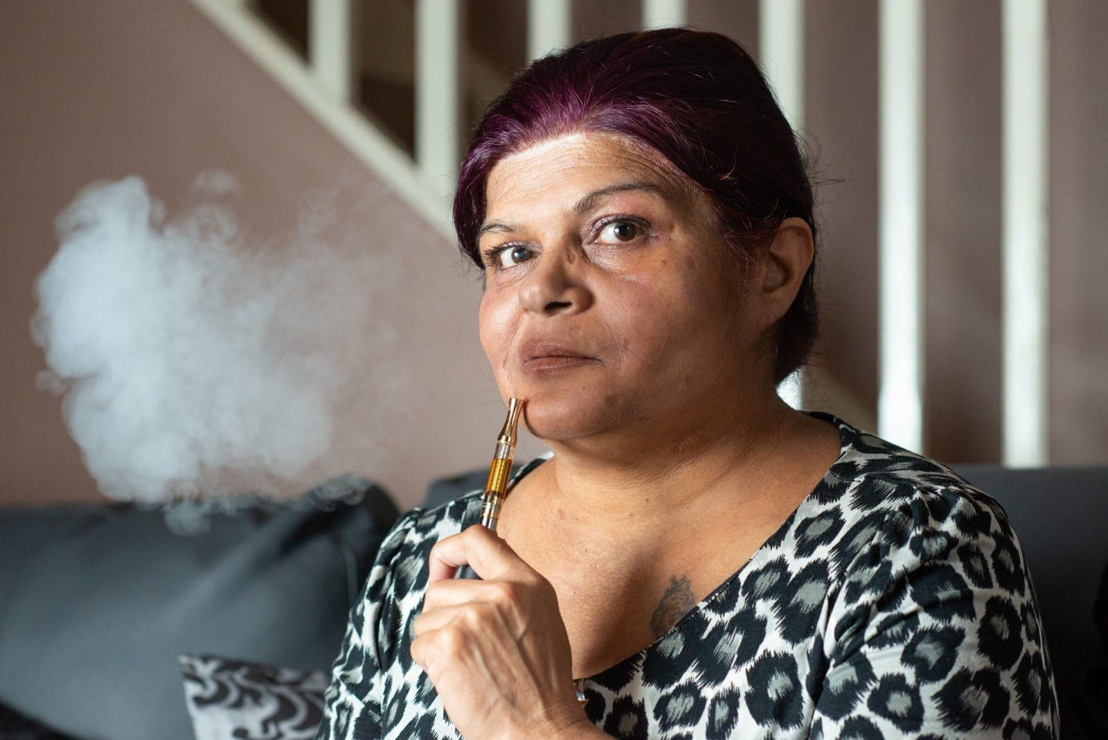 Mum With Terminal Cancer Could Have 'CURED' Herself - After Refusing NHS Treatment To Take Cannabis Oil