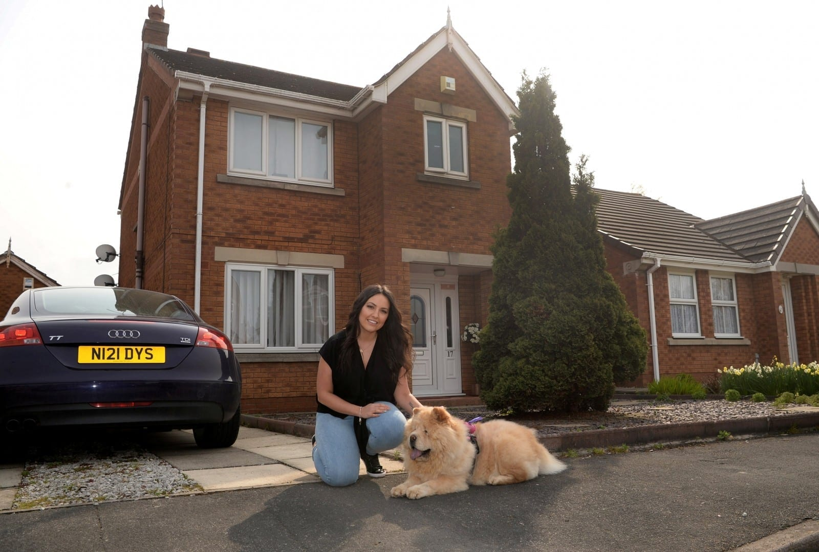 Woman Is Remortgaging Her Home To Raise £20K For Life-Saving Treatment - For Her DOG