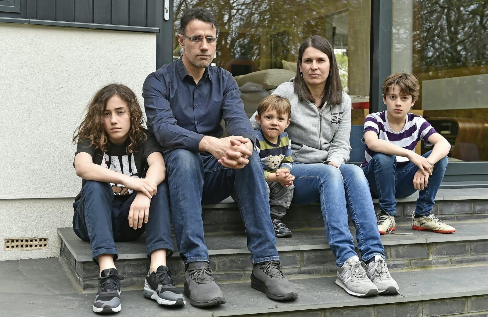Family Left Devastated After Callous Housebreakers Stole Passports The Night Before They Were Due To Jet Off On Holiday
