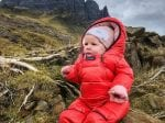 Meet Scotland's Youngest Mountaineer – A Little Baby Who First Went Up A Munro Aged Just Six Weeks Old