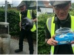 Dustbin Man Dubbed 'A Hero' After Saving Hamster Tossed In Public BIN And Left To Die