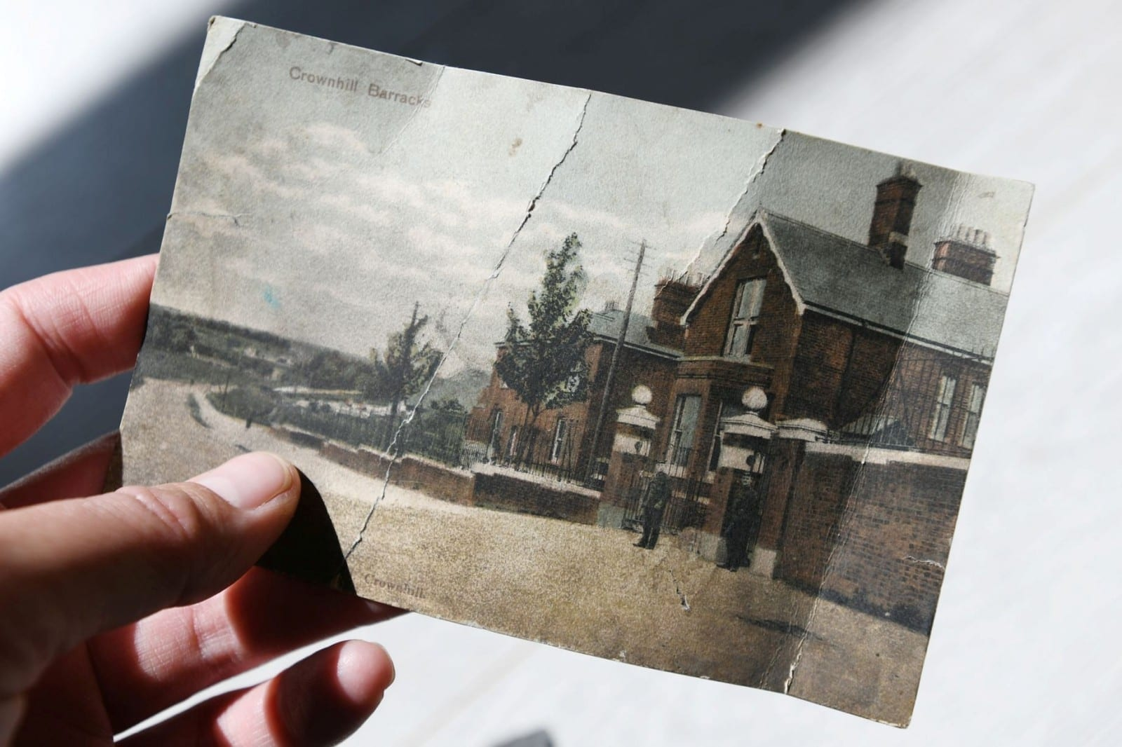 Royal Mail Finally Delivers Postcard 112 YEARS Late