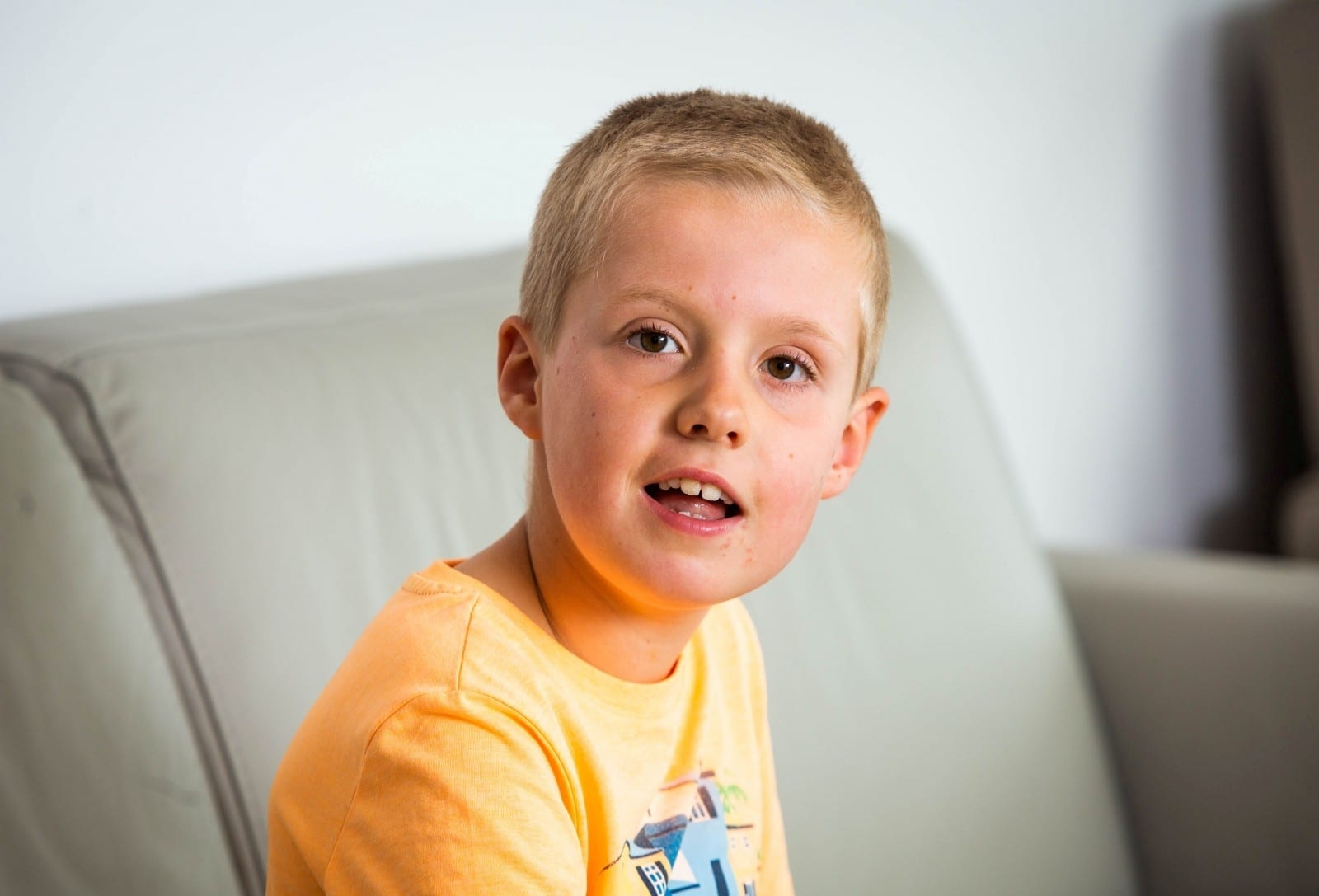Boy With Rare Genetic Disorder That Is Slowly Killing Him Moves To Netherlands – As His Medicine Is Not Available On The NHS