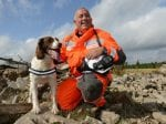 Meet The Brave Springer Spaniel Trained To Enter Disaster Zones – Who Even Has His Own Uniform, Boots And Goggles
