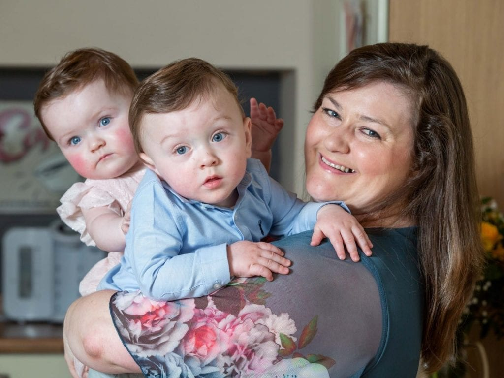 Mum Went Through Seven Rounds Of IVF And Three Miscarriages