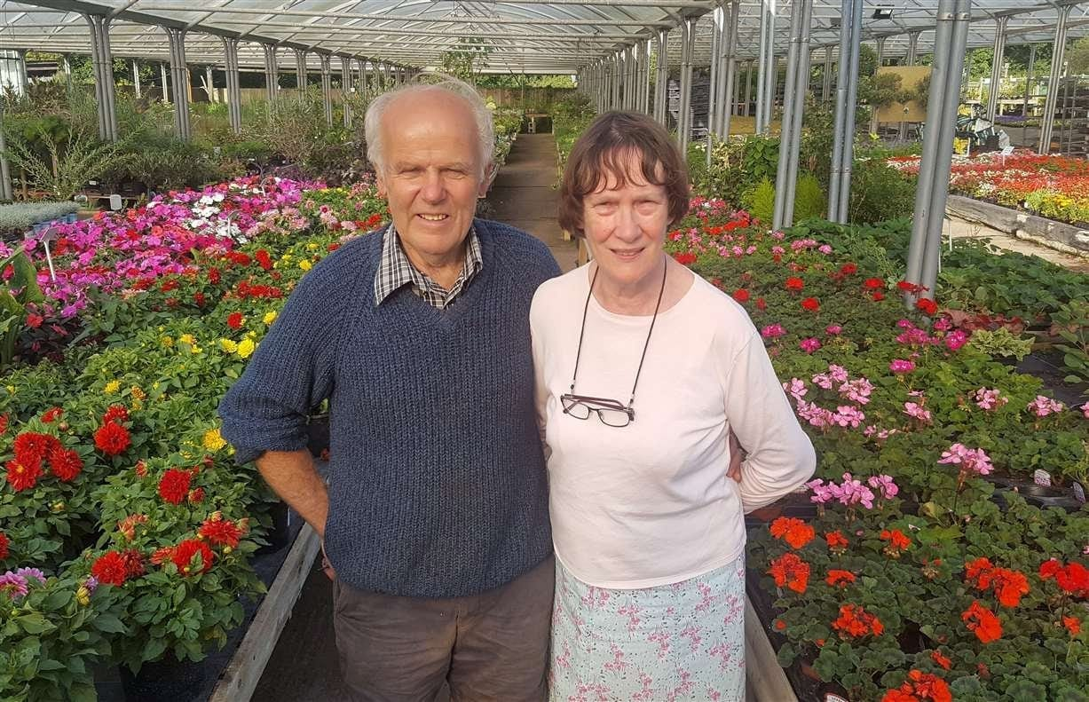 Green-Fingered Couple Are Retiring After More Than 50 Years Running A Garden Centre - And Growing More Than 50 MILLION Plants