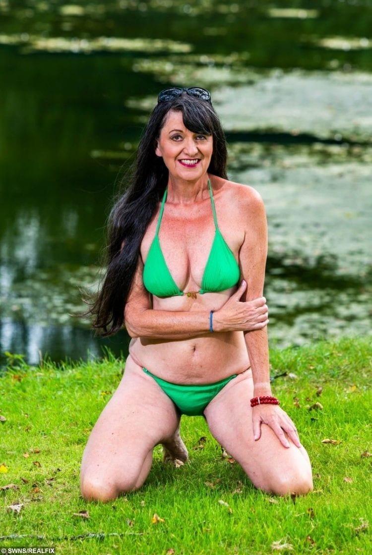 Devon Windsor Shot Her Swim Collection Look Book in